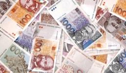 Kuna je ojačala i to skoro prema svim važnijim inozemnim valutama