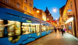 Od danas voze novi tramvaji u Zagrebu