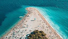 2 naše plaže među 25 najljepših u Europi