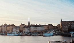 Pad švedskog BDP-a blaži je nego u drugim velikim europskim gospodarstvima