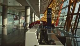Jedan od najprometnijih aerodroma u Europi pretvorio se u 'grad duhova': Prizori su zapanjujući