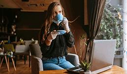 Nove mjere: S maskama uskoro i na kavu?