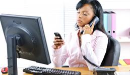 Mobiteli znaju biti velika distrakcija pri obavljanju posla