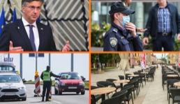 UPRAVO: Stožer objavio nove mjere, zabrana izlaska iz županije, teže do propusnica...