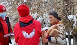 Hrvatski Crveni križ na potresom pogođenom području: 'Trenutno je najveća potreba za grijalicama'