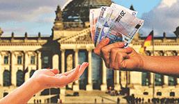 Njemačka odlučila građanima s niskim primanjima dati jednokratnu novčanu pomoć