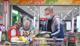 DZS: Potrošnja u maloprodaji porasla prvi put nakon godinu dana