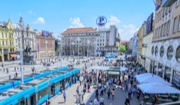 Zagreb odustao od maski na otvorenom