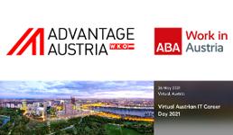 Virtualni austrijski dan karijera u IT sektoru