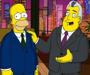 Lik iz Simpsona traži autora