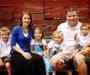 Obiteljski ljudi su sretniji od onih koji trče za karijerom