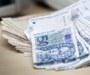 Prosječna neto plaća za siječanj 5.656 kuna