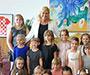 Predsjednica Grabar-Kitarović dječacima i djevojčicama: 'Nema muških i ženskih zanimanja'